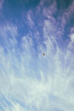 air aircraft airplane balloon cloud flight fly kite