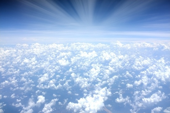 air atmosphere background bright cloud cloudscape