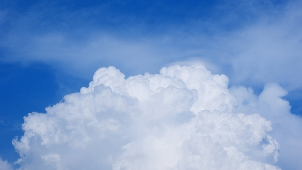 air atmosphere background clear climate cloud