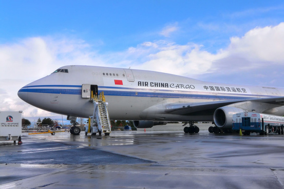 air china cargo 747 400sp