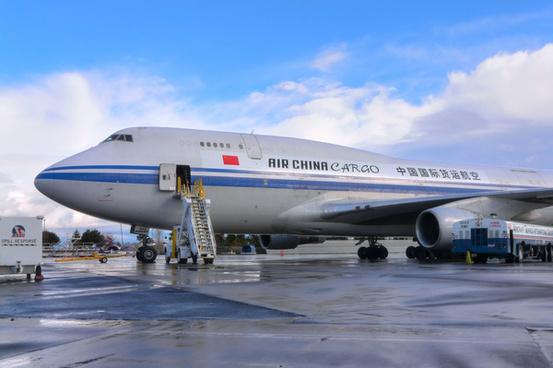 air china cargo 747 400sp