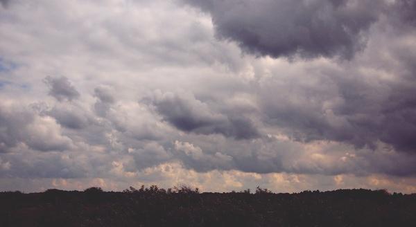 air cloud cloudy contrast dark evening landscape