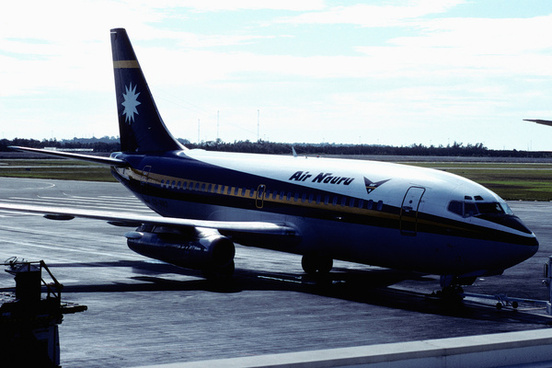 air nauru boeing 737 2l7c c2 rn341921073