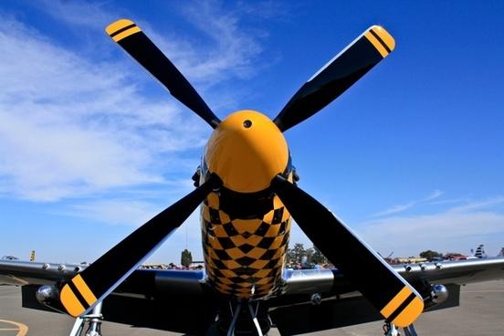 air show plane