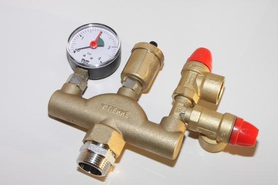 air vent boiler brass