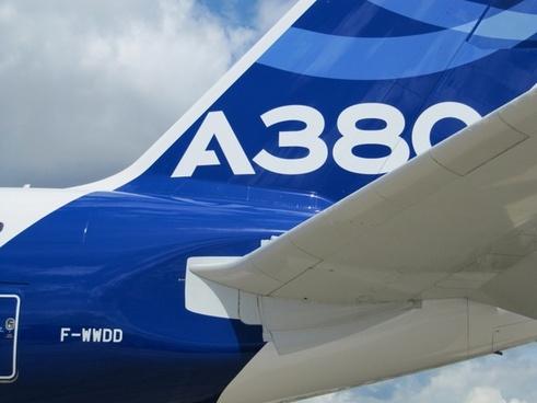 airbus a380 flight