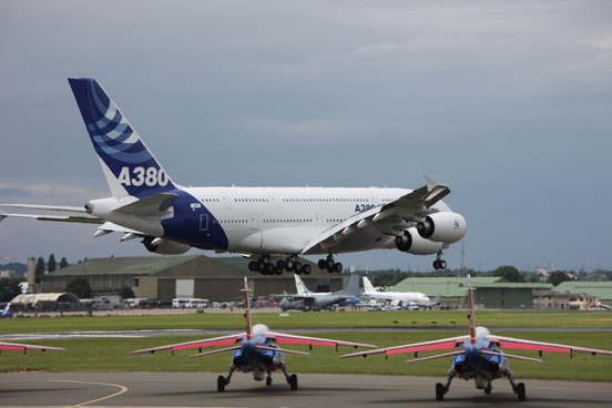 Airbus A380 Photos Free Stock Download 283