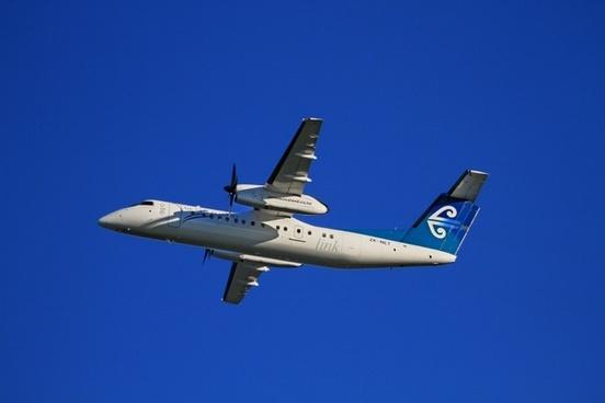 aircraft air new zealand link air nelson