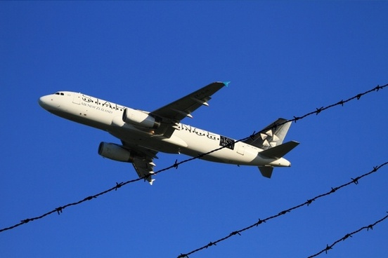 aircraft  take-off air new zealand airbus