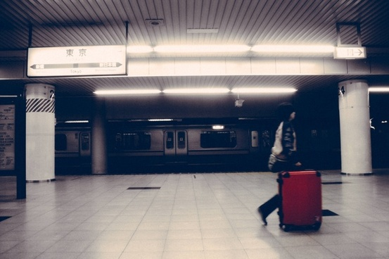 airport architecture commuter indoors light metro