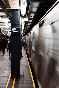 airport blur business city commuter escalator hurry