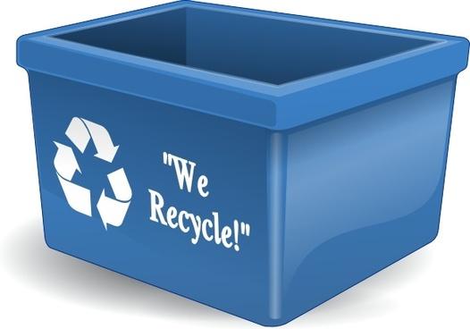 Aj Recycling Bin clip art