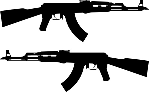 ak 47 vector free vector download 63 free vector for commercial rh all free download com ak 47 png vector ak47 vector free