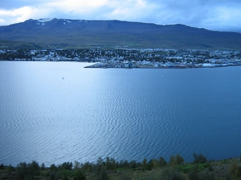 akureyri iceland town