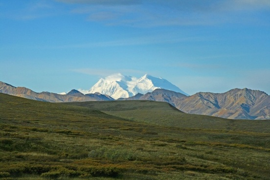 alaska denali wilderness