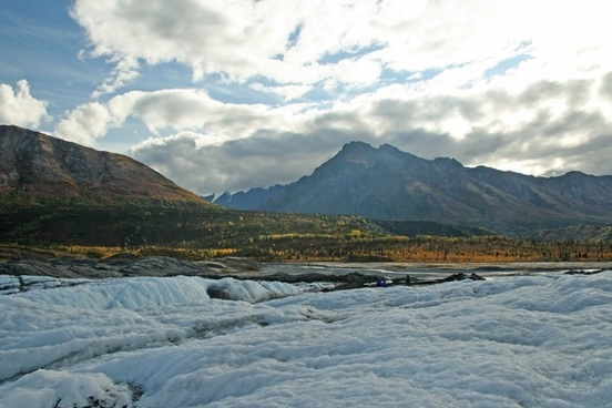 alaska glacier glacier ice