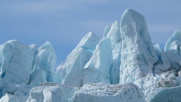alaska the glacier the national park