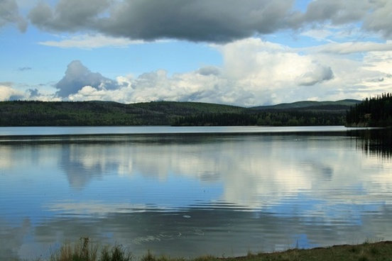 alaska wilderness lake