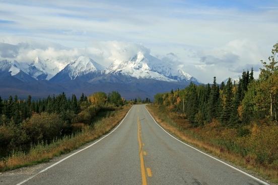 alaska wilderness mountain