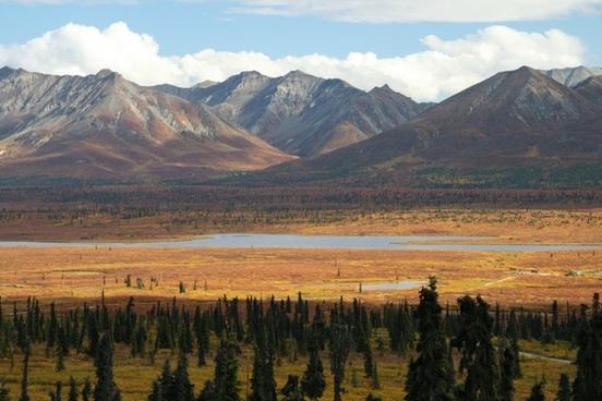 alaska wilderness mountains