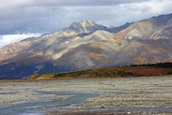 alaska wilderness tundra