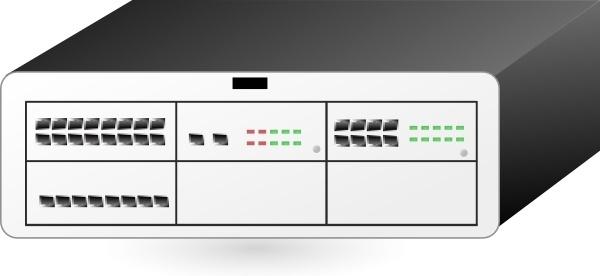 Alcatel Oxo Telephone Switch clip art