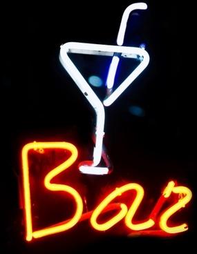 alcohol background bar