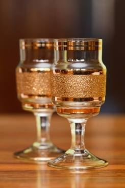 alcohol beverage brown