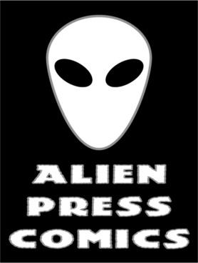 alien press comics