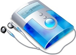 AlienAqua MP3 Player