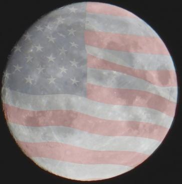 all american moon