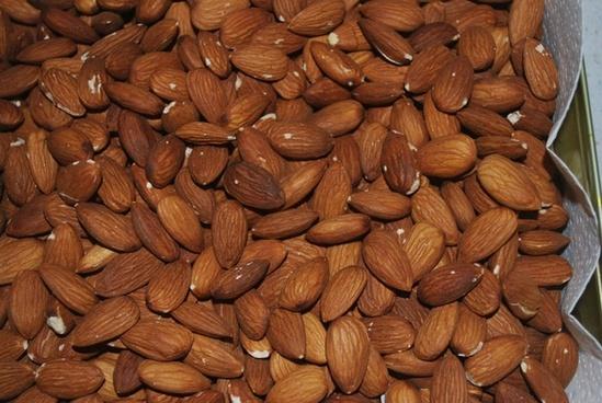 almond almonds nuts