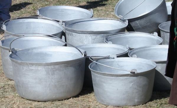 aloy aluminium caldron