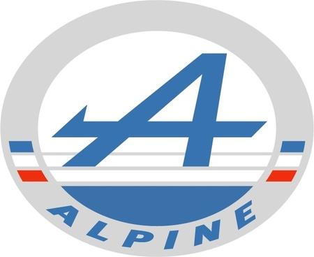 alpine automobile