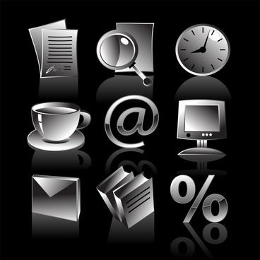 alternative icons vector
