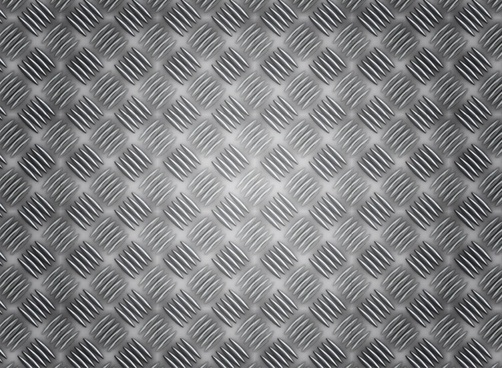 metal plate background shiny grey repeating pattern decor