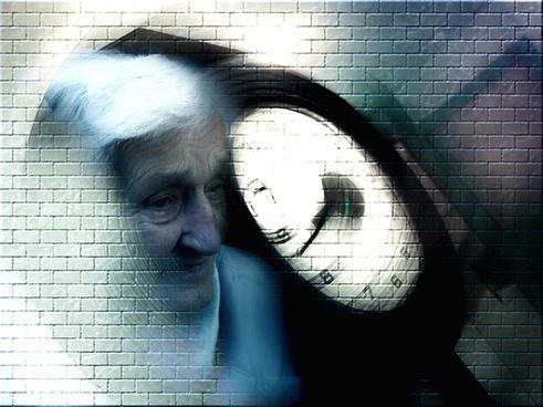 alzheimer's dementia woman