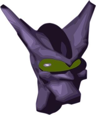 AM Alien Head 2