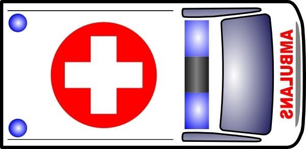 Ambulance clip art