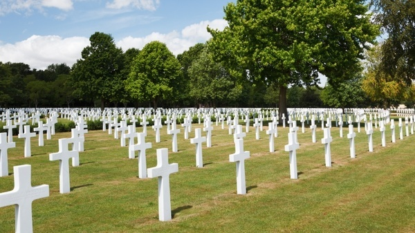 american army cemetery
