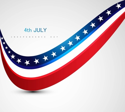 american flag 4th july american independence day