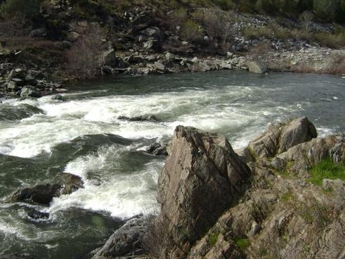 american river b