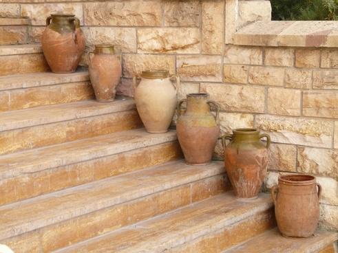 amphora vases pottery