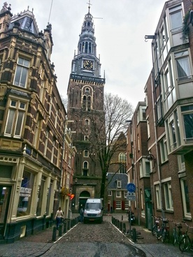 amsterdam kerk netherlands