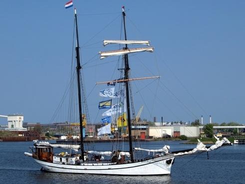 amsterdam the netherlands ship