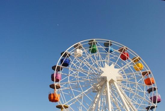 amusement amusement park carnival carousel circle