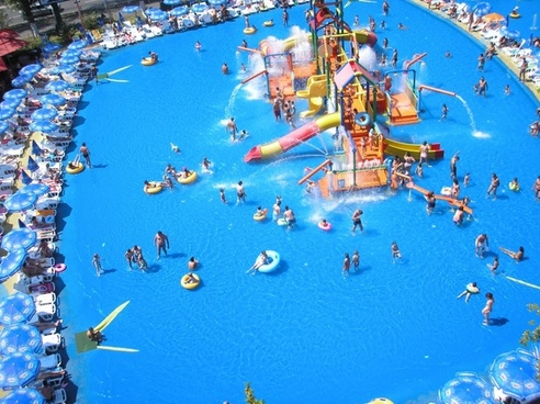amusement aqua beach
