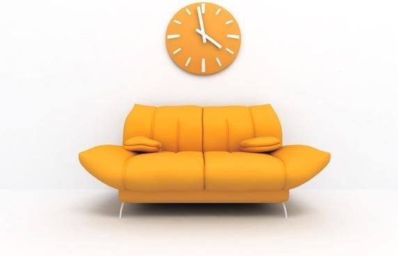 an zhong gaoqing picture 3d sofa