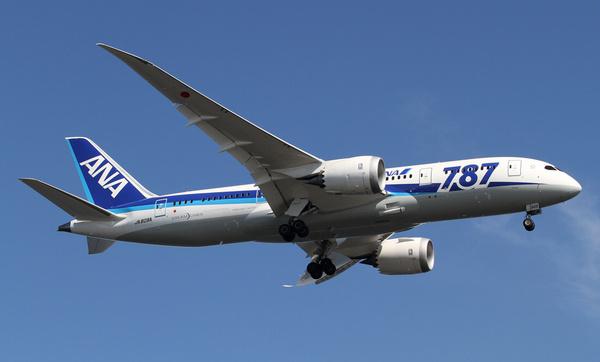 ana b787 8ja808a dreamliner