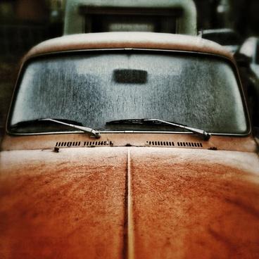 analog analogue antique blur car design leather